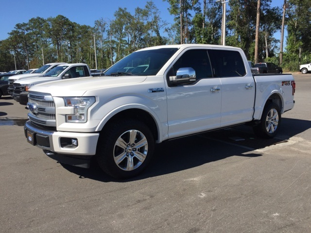 2017 F-150 Crew Cab 4x4 Pickup #HFB18161 - photo 4