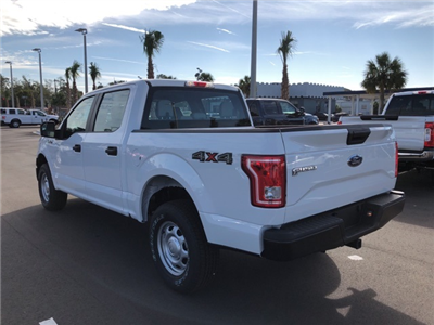 2017 F-150 Crew Cab 4x4 Pickup #HFC56817 - photo 20