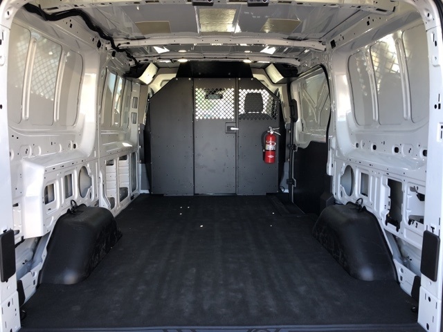 2017 Transit 250 Low Roof,  Upfitted Cargo Van #HKA02126 - photo 2