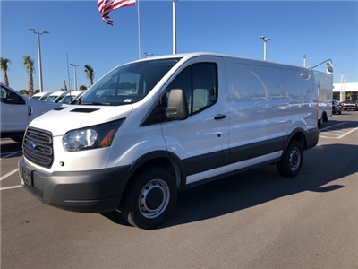 2017 Transit 250 Low Roof,  Upfitted Cargo Van #HKA02126 - photo 5
