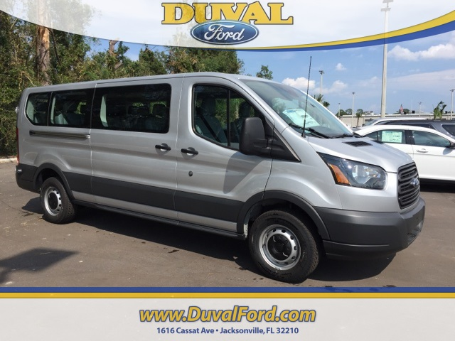 2017 Transit 350 Low Roof Passenger Wagon #HKA16467 - photo 3