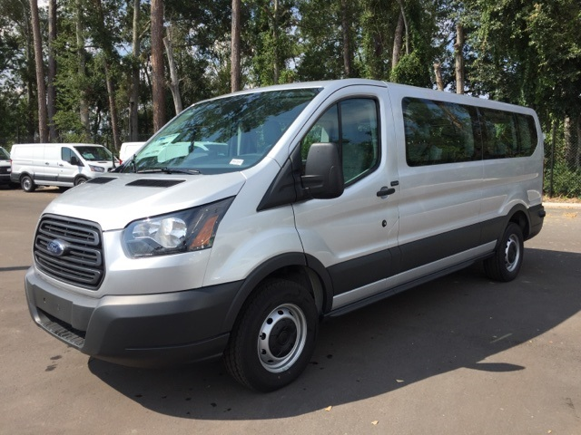 2017 Transit 350 Low Roof Passenger Wagon #HKA16467 - photo 7