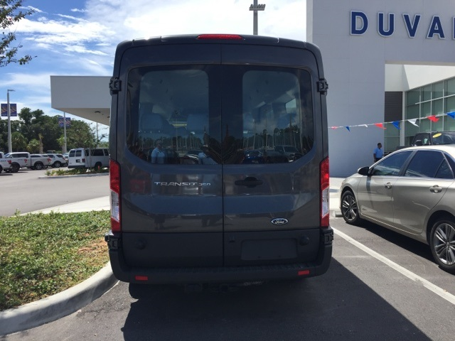 2017 Transit 350 Medium Roof Passenger Wagon #HKB06436 - photo 7