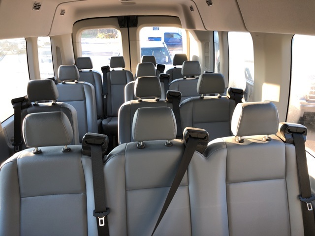 2017 Transit 350 Medium Roof Passenger Wagon #HKB06436 - photo 15