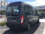 2017 Transit 350 Medium Roof Passenger Wagon #HKB06436 - photo 1