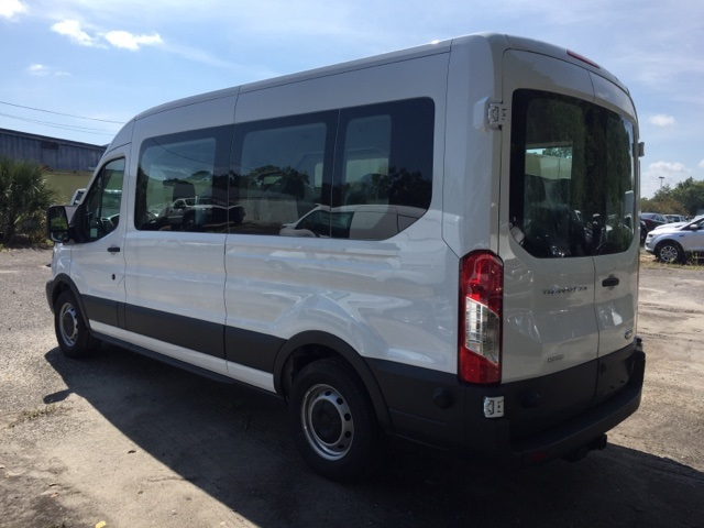 2017 Transit 350 Medium Roof Passenger Wagon #HKB20267 - photo 17