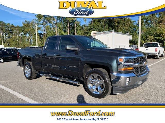 2017 Silverado 1500 Double Cab 4x2, Pickup #HZ350549 - photo 1