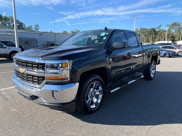 2017 Silverado 1500 Double Cab 4x2, Pickup #HZ350549 - photo 6