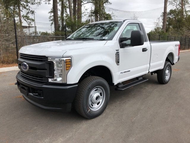2018 F-250 Regular Cab 4x4, Pickup #JEB16213 - photo 4