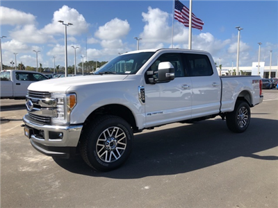 2018 F-250 Crew Cab 4x4, Pickup #JEB16228 - photo 4