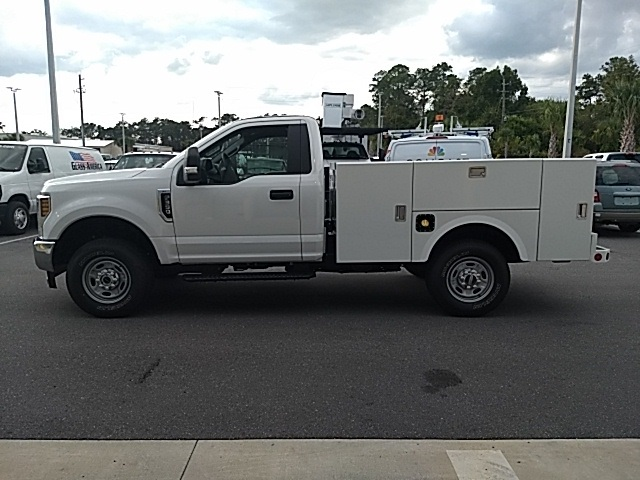 2018 F-350 Regular Cab 4x4,  Service Body #JEB67658 - photo 4