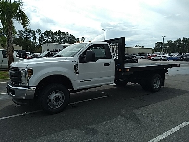 2018 F-350 Regular Cab DRW 4x4,  Platform Body #JEB69392 - photo 7