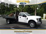 2018 F-350 Regular Cab DRW 4x4,  Platform Body #JEB69392 - photo 1
