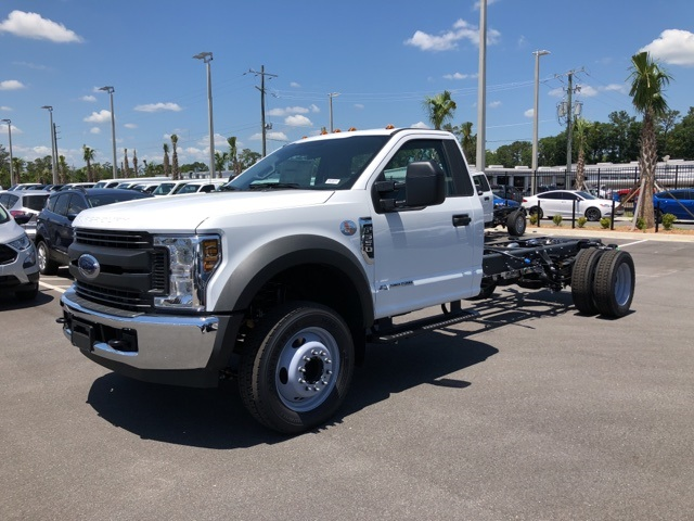 2018 F-550 Regular Cab DRW 4x2,  Cab Chassis #JEC13752 - photo 4