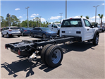 2018 F-550 Regular Cab DRW 4x2,  Cab Chassis #JEC13752 - photo 1