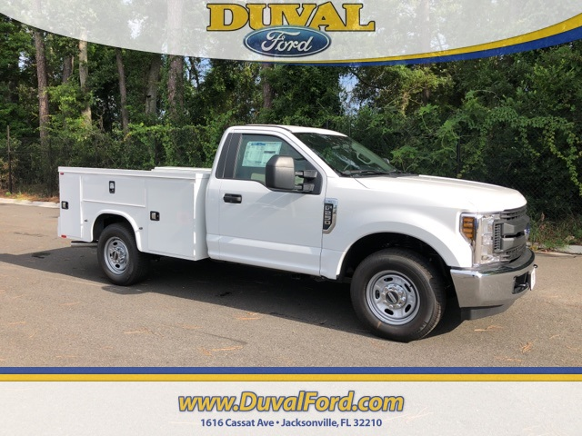 2018 F-250 Regular Cab 4x2,  Knapheide Service Body #JED06628 - photo 1