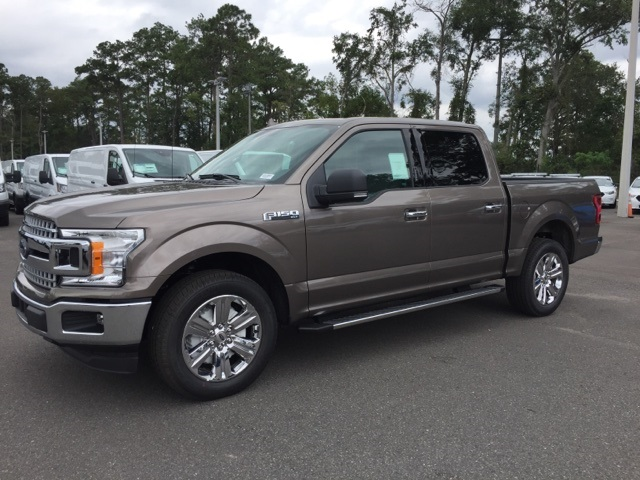 2018 F-150 Crew Cab Pickup #JFA13991 - photo 4