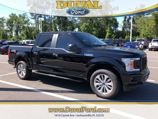 2018 F-150 SuperCrew Cab 4x4,  Pickup #JFA27791 - photo 1