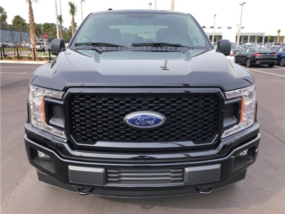 2018 F-150 SuperCrew Cab 4x4,  Pickup #JFA27791 - photo 3