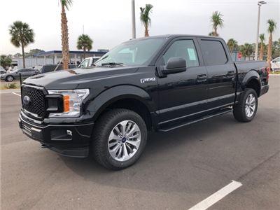2018 F-150 SuperCrew Cab 4x4,  Pickup #JFA27791 - photo 4
