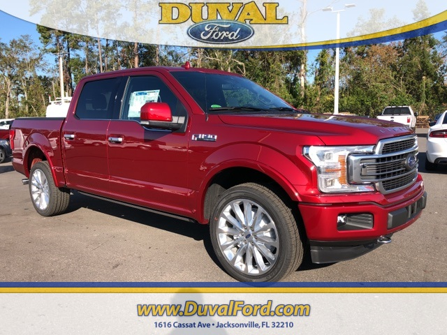 2018 F-150 Crew Cab 4x4 Pickup #JFB21983 - photo 1