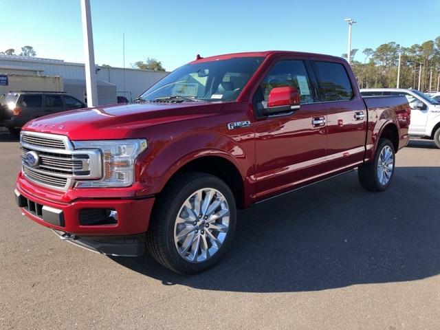 2018 F-150 Crew Cab 4x4 Pickup #JFB21983 - photo 4