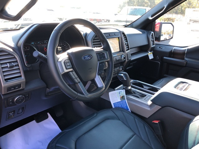 2018 F-150 Crew Cab 4x4 Pickup #JFB21983 - photo 10