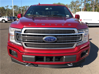2018 F-150 Crew Cab 4x4 Pickup #JFB21983 - photo 3