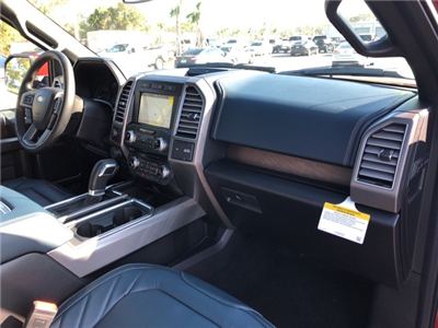 2018 F-150 Crew Cab 4x4 Pickup #JFB21983 - photo 32