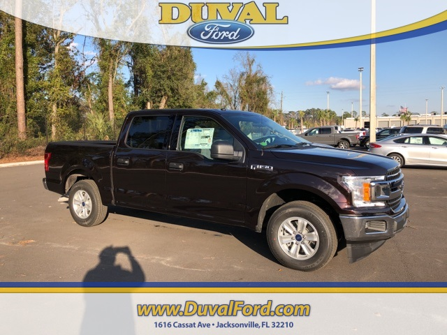 2018 F-150 Crew Cab, Pickup #JFB51460 - photo 1