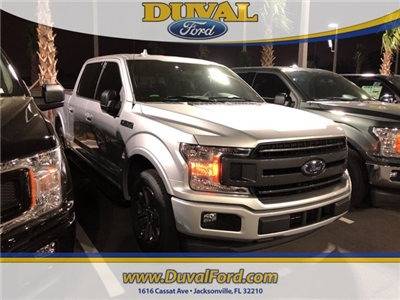 2018 F-150 SuperCrew Cab 4x2,  Pickup #JFB52159 - photo 1