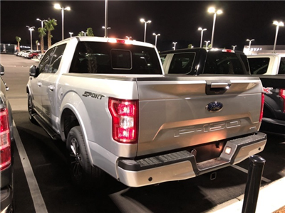 2018 F-150 SuperCrew Cab 4x2,  Pickup #JFB52159 - photo 9