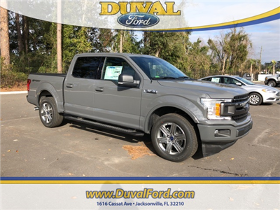 2018 F-150 SuperCrew Cab, Pickup #JFB80724 - photo 1