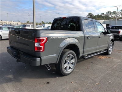 2018 F-150 SuperCrew Cab, Pickup #JFB80724 - photo 2