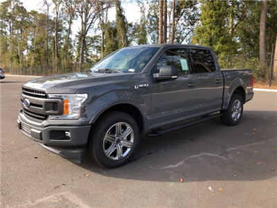 2018 F-150 SuperCrew Cab, Pickup #JFB80724 - photo 4