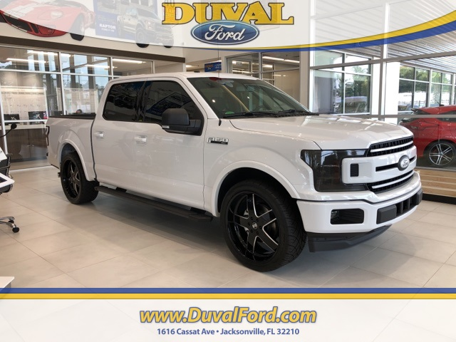 2018 F-150 SuperCrew Cab,  Pickup #JFB96038 - photo 1