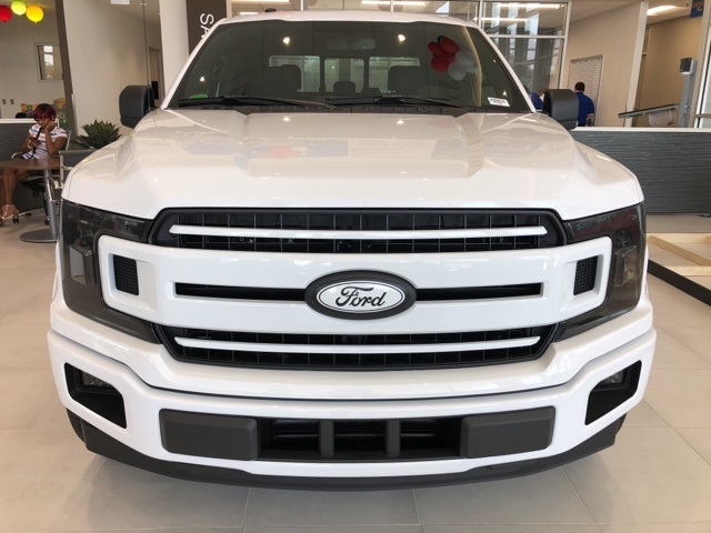 2018 F-150 SuperCrew Cab 4x2,  Pickup #JFB96038 - photo 5
