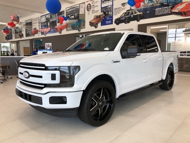 2018 F-150 SuperCrew Cab,  Pickup #JFB96038 - photo 7