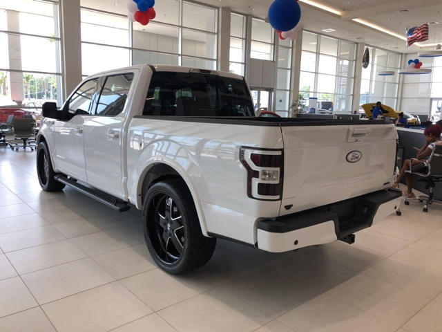 2018 F-150 SuperCrew Cab 4x2,  Pickup #JFB96038 - photo 13
