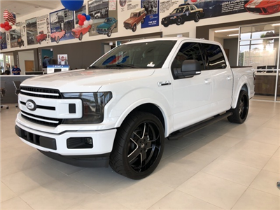 2018 F-150 SuperCrew Cab,  Pickup #JFB96038 - photo 6
