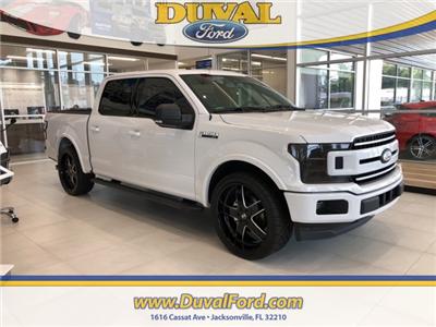 2018 F-150 SuperCrew Cab 4x2,  Pickup #JFB96038 - photo 1