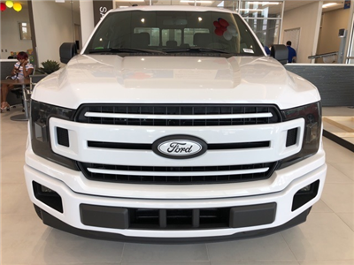 2018 F-150 SuperCrew Cab,  Pickup #JFB96038 - photo 5