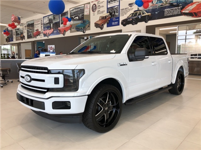2018 F-150 SuperCrew Cab 4x2,  Pickup #JFB96038 - photo 7