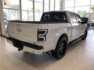 2018 F-150 SuperCrew Cab,  Pickup #JFB96038 - photo 2