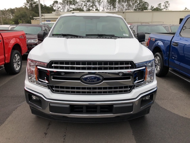 2018 F-150 SuperCrew Cab 4x2,  Pickup #JFB96044 - photo 3