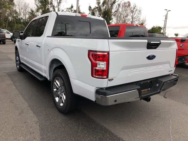 2018 F-150 SuperCrew Cab 4x2,  Pickup #JFB96044 - photo 8