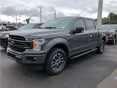 2018 F-150 SuperCrew Cab 4x4,  Pickup #JFB96046 - photo 4