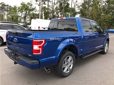 2018 F-150 SuperCrew Cab 4x4,  Pickup #JFB96053 - photo 2