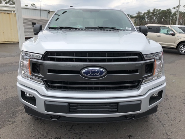 2018 F-150 SuperCrew Cab 4x4,  Pickup #JFB96054 - photo 3