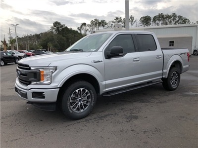 2018 F-150 SuperCrew Cab 4x4,  Pickup #JFB96054 - photo 4